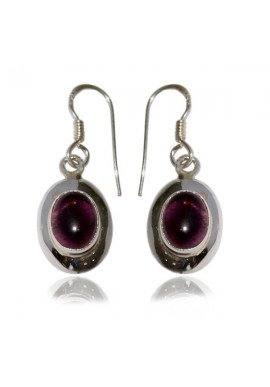 KAMALI AMETHYST EARRINGS